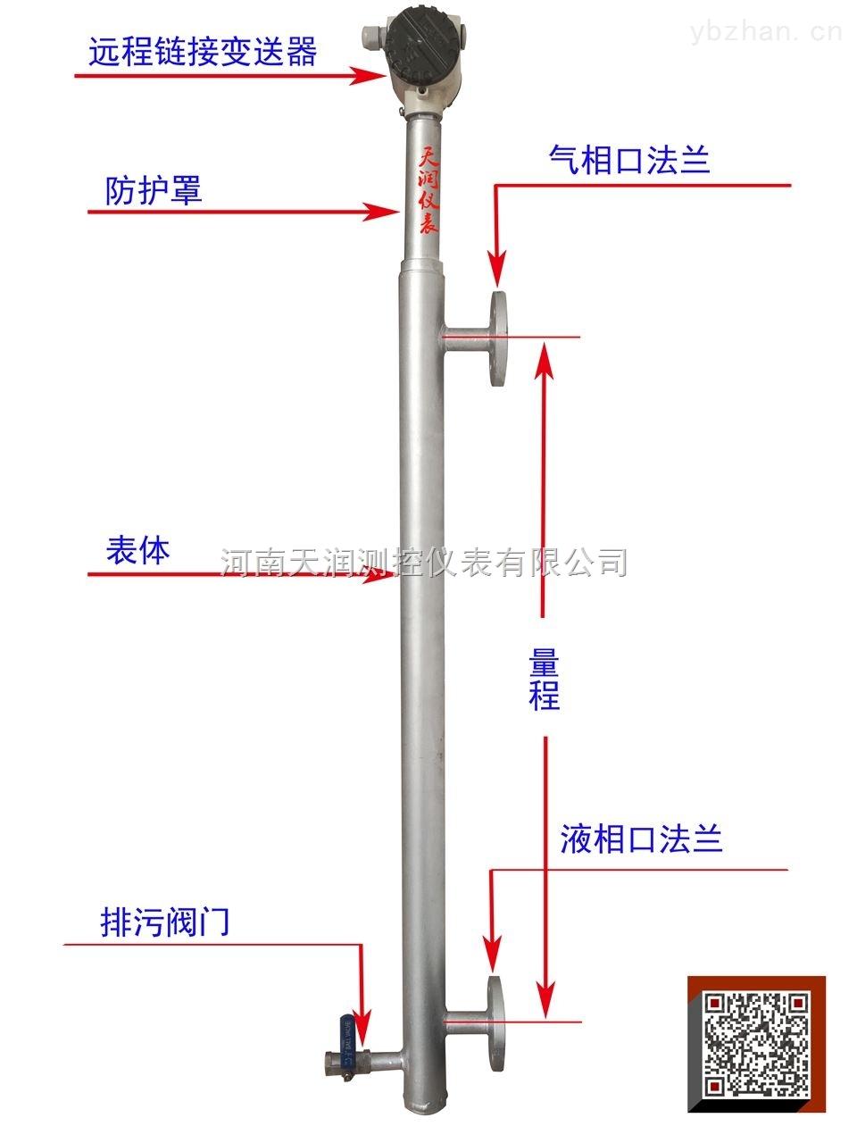 电容式液位变送器/液位计