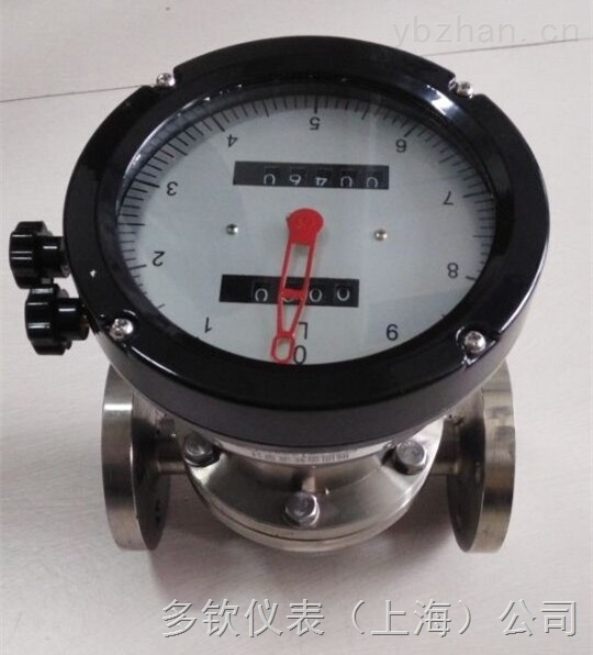 LC型不锈钢椭圆齿轮流量计DN25