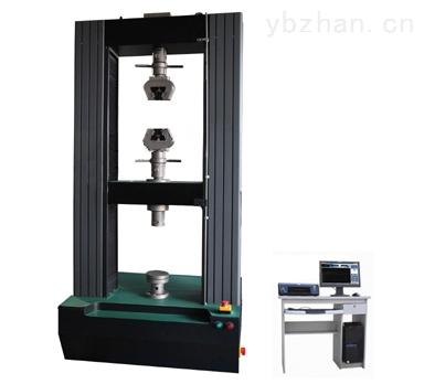 WDW-电子万能试验机/橡胶拉力拉伸试验机/玻璃钢夹砂管拉力强度试验机/济南东辰