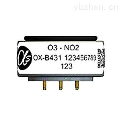 英国Alphasense OX-B431 氧化气体传感器 臭氧+二氧化氮 四电极