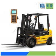 杭州叉车加装电子秤厂家★尼桑内燃机叉车加装称重装置