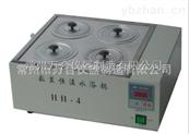 供應HH-4數顯恒溫水浴鍋