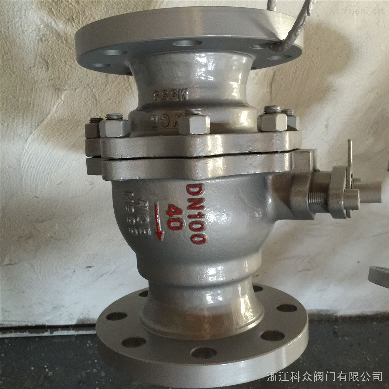 Q41H-專業生產硬密封高溫球閥 Q41H/Y鑄鋼高溫法蘭球閥
