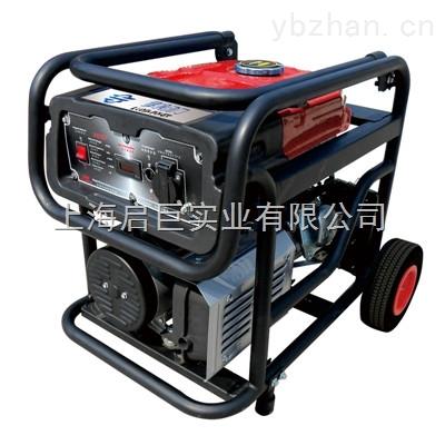 3KW便携式小型汽油发电机