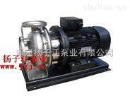 ZS系列工业流程水输送泵ZS100-80-200/37型不锈钢卧式单级离心泵