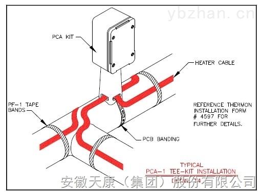 伴热带,伴热电缆