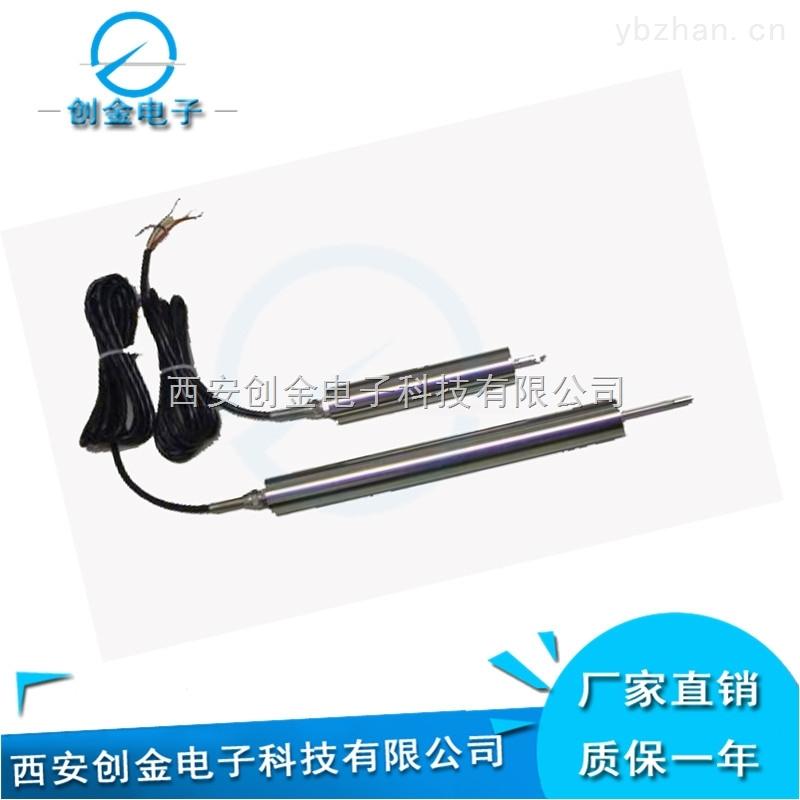 WYDC-WYDC直线位移传感器差动变压器式LVDT回弹式位移传感器