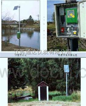 数据检测4G远传巴歇尔流量槽