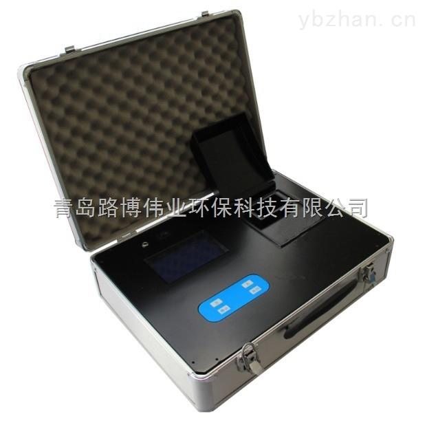 LB-SS-2A型全中文菜单悬浮物测定仪路博 生产