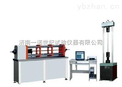 电脑控制钢绞线偏斜拉伸测试机*制造商