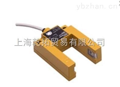欧姆龙槽型光电传感器结构图