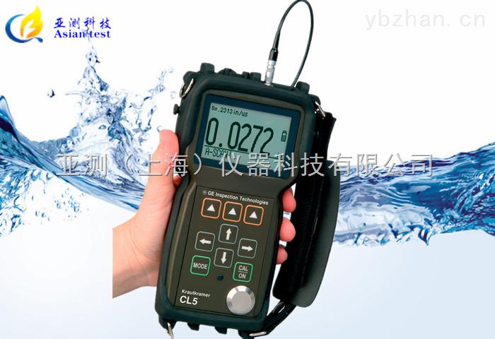 美国GE CL5高精超声波测厚仪