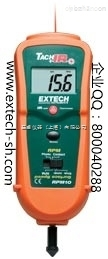 EXTECH RPM10-NIST转速仪,组合式激光转速仪器+红外点温仪