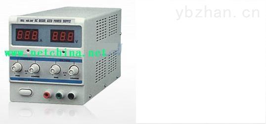 可调直流稳压电源(双路) 型号:WY10-WYJ