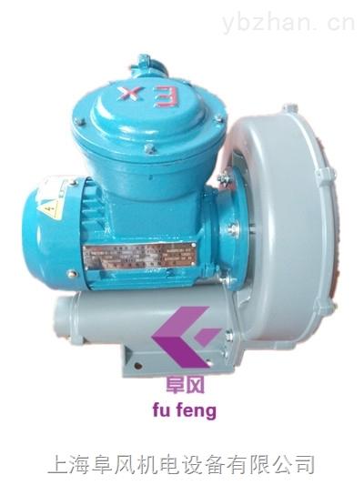 FG-0.75高压防爆鼓风机0.75kw