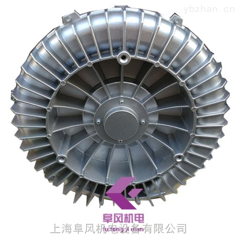 2GB810-H27高压旋涡鼓风机7.5kw/380v漩涡风机
