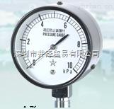 衛生隔膜式壓力計-MIGISHITA右下精器衛生隔膜式壓力計