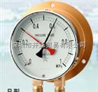 MIGISHITA右下精器角型設置置針式壓力計針