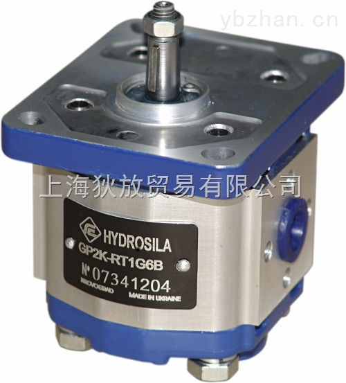 HYDROSILA轴向柱塞泵马达