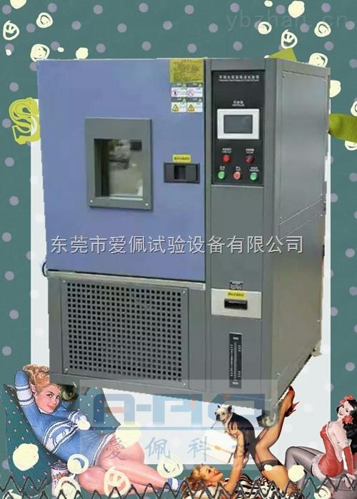 恒温恒湿试验箱制造商/可编程恒温恒湿试验箱