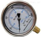 抗震双刻度压力表