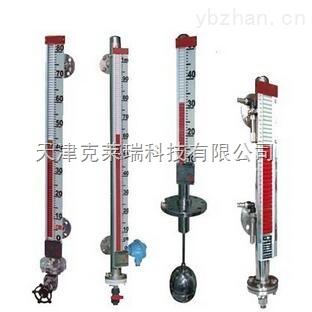 天津磁翻板液位计,电远传侧装磁翻板液位计