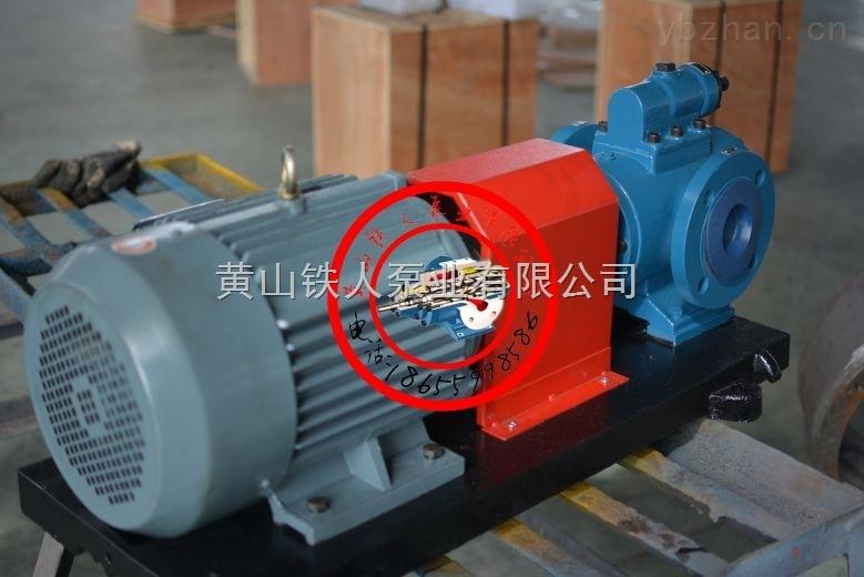 2HM2500-85铁人泵-进口螺杆泵