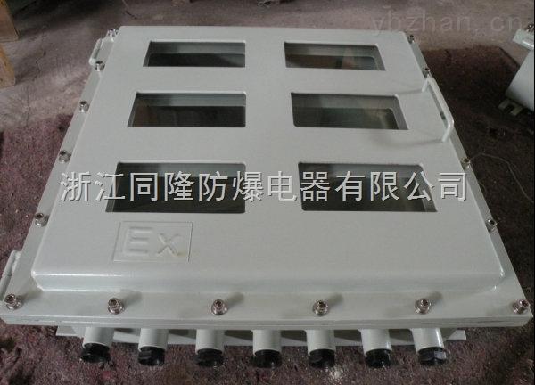BYB--160*80溫控儀防爆儀表箱