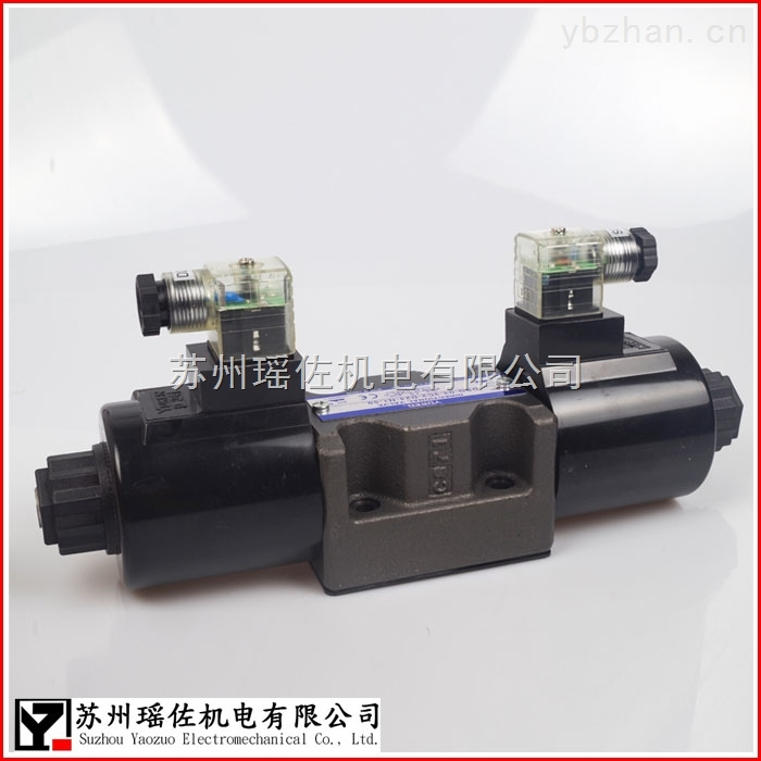 台湾YUKEN油研电磁阀DSG-01-2B2-D24-N1-50