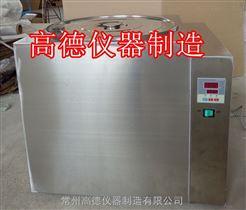 BY-3全不锈钢油浴锅工厂