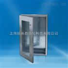 Tibox-STXP带玻璃门不锈钢机箱电控箱