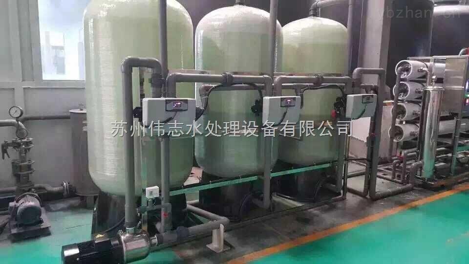 全自動-臨安超純水設備