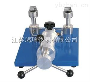 YFT-08A(B)微压台式压力源(泵)