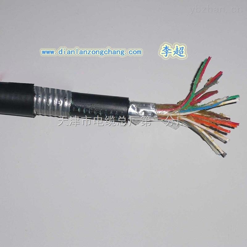矿用防爆通讯电缆MHYVRP