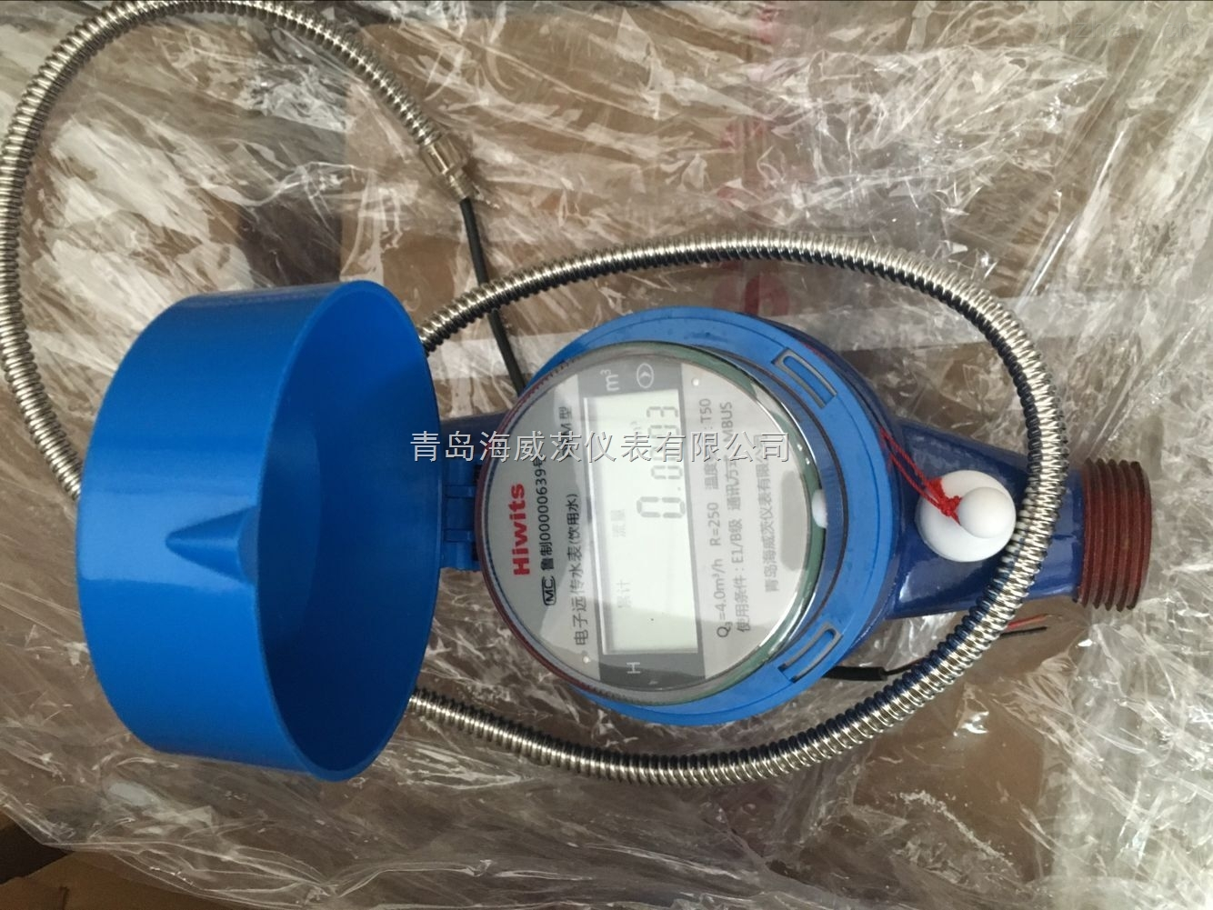 海威茨-朔州數字式家用智能水表廠家 電子遠傳水表價格 滴水計量