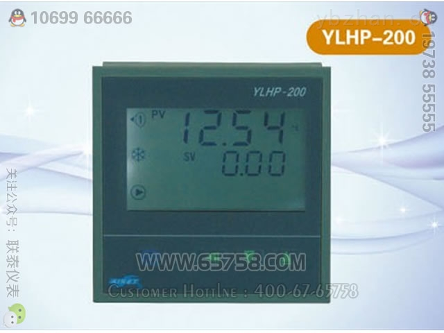 YLHP-200系列高精度液晶微電腦溫度控制器