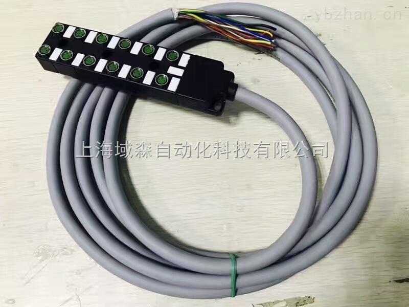 上海域森自動化-M12分線盒