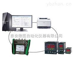 DTZ-200温度仪表自动检定装置