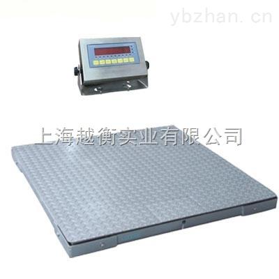 上海10噸防爆型電子地磅多少錢