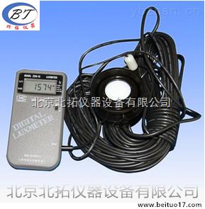 ZDS-10W-2D型水下照度計用途