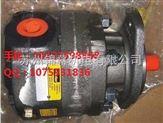 美國PARKER雙聯齒輪泵河南派克機電有限公司