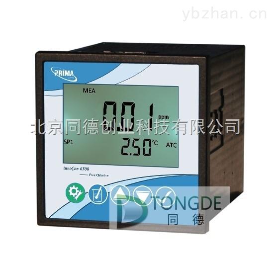在線pH計 在線酸度計型號:innoCon 6500P