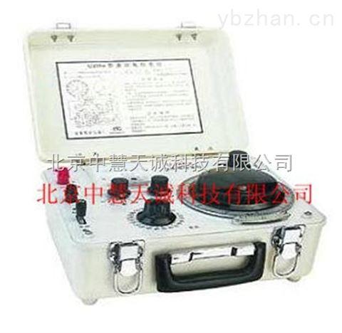 直流低电位差计(电池型) 型号:dzuj36a