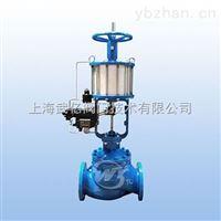 上海气动活塞式调节阀选型