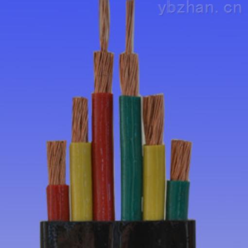 扁平软电缆YFFB-6*10mm2