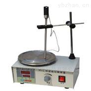 數顯恒溫磁力攪拌器