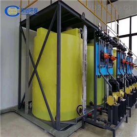 HCJY山东加药装置-污水厂全自动PAC加药设备