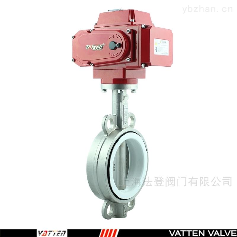 VT1AEW33A-D971電動不銹鋼中線蝶閥