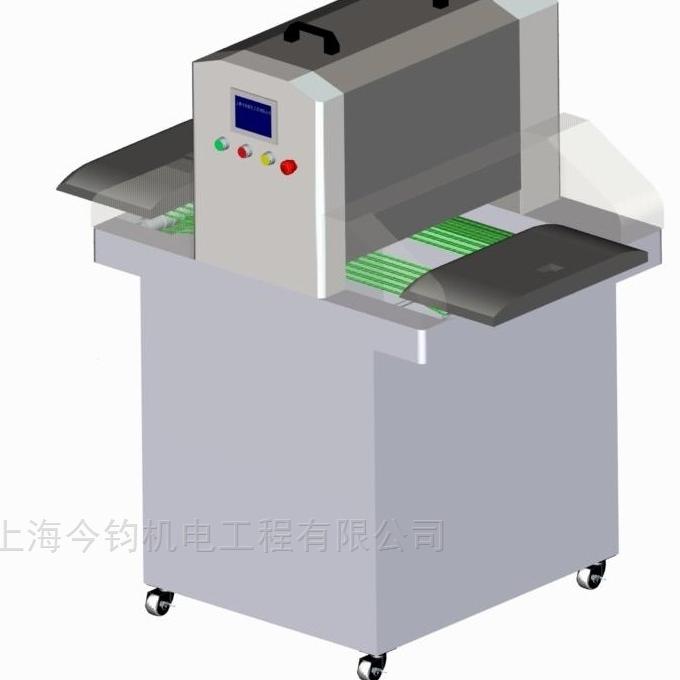 電腦配件生產表面清潔除塵設備