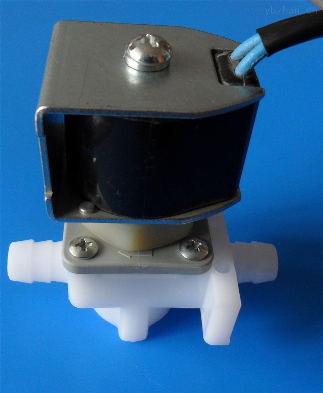 SF-20-隔膜式电磁阀水阀(防腐型